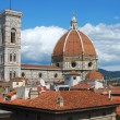 The Cathedral of Santa Maria del Fiore in Florence - Italy 655 — Stock Photo