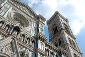 The Cathedral of Santa Maria del Fiore in Florence - Italy 459 — Stock Photo