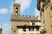 A glimpse of the city of Florence-Tuscany-Italy 529 — Stock Photo
