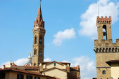 A glimpse of the city of Florence-Tuscany-Italy 525 — Stock Photo