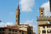 A glimpse of the city of Florence-Tuscany-Italy 517 — Stock Photo