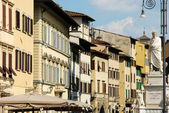 A glimpse of the city of Florence-Tuscany-Italy 508 — Stock Photo