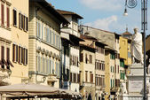 A glimpse of the city of Florence-Tuscany-Italy 507 — Stock Photo