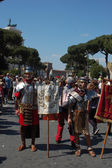 April 21, 2014, The Birth of Rome — Stock Photo
