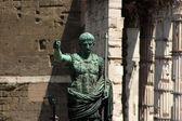 Przebłyski Starożytny Rzym - Rzym - Włochy — Zdjęcie stockowe