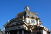 The churches of Rome - Rome - Italy — Stock Photo