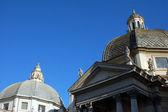 Kyrkorna i rom - rom - italien — Stockfoto