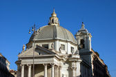 The churches of Rome - Rome - Italy — Stock Photo