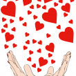 All the love you can — Stock Photo #49396271