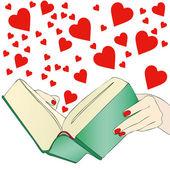 Para los amantes del romanticismo — Foto de Stock