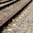 Exchange rail tracks — Stock Photo #6731083