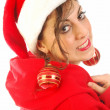 Truly a very special Santa Claus — Stock Photo #6747631