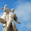 Rome EUR (Palace of Civilization 067) - Rome - Italy — Stock Photo #9588190