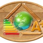 Energy Saving Concept — Stock Photo