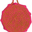 Stock Photo: Wool Pot Holder