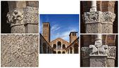 Basilica of Saint Ambrose (Sant — Zdjęcie stockowe
