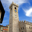 Cathedral Square - Trento Italy - ストック写真