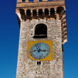 Stock Photo: Civic Tower - Trento Italy