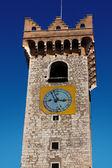 Civic Tower - Trento Italy — Stock Photo