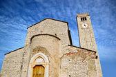 Parish Church of San Giorgio di Valpolicella — Stock Photo