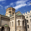 Cathedral of San Vigilio - Trento Italy - ストック写真