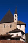 Sanktuarium san romedio - trento, Włochy — Zdjęcie stockowe
