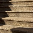Close Up of Ancient Stone Staircase — Stockfoto