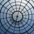 Glass Dome of Galleria Vittorio Emanuele II — Stock Photo #14132272