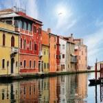 Chioggia Venezia (Venice) - Italy — Stock Photo #14280069