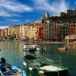 Portovenere Liguria Italy - Stok fotoraf