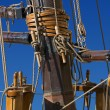Sailing Ships Mast - Stok fotoraf