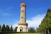 Wieża - san martino della battaglia - brescia, włochy — Zdjęcie stockowe