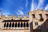 Buonconsiglio Castle - Trento Italy — Stock Photo