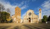 Basiliek van san zeno verona - italië — Stockfoto