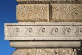 Vecchio muro - verona italia — Foto Stock