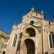 Verona Cathedral - Veneto Italy — Stock Photo
