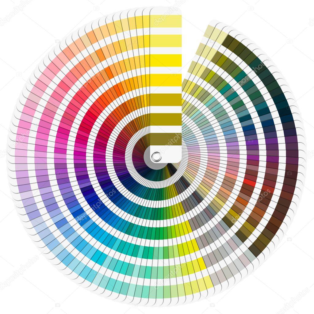 Farben mischen aus