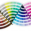 Stock Photo: Pantone Color Palette - Background
