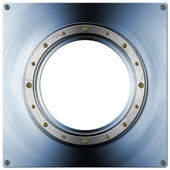 Metal Porthole — Stock Photo