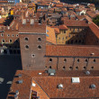 View from Lamberti Tower - Verona Italy — Stock Photo