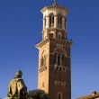 Lamberti Tower - Verona Italy — Stock Photo #23960235