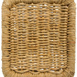 Royalty-Free Stock Photo: Background with Texture of Woven Wicker