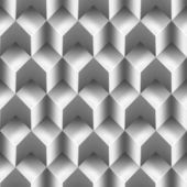Cubes Metal Background — Stock Photo