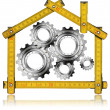 House Gears - Wood Meter Tool - Photo