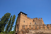 Castelvecchio Verona - Italy (1357) — Stock Photo