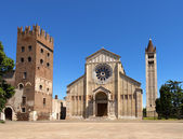 Basilica of San Zeno Verona - Italy — Stock Photo