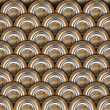 Grunge Metal Circles Background — Stock Photo