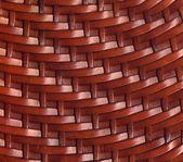 Fundo de textura de tecido de couro marrom — Foto Stock