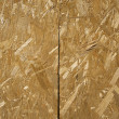Pressed Wooden Panel - OSB — Foto de Stock