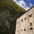 Fort Kluze 1882 - Slovenia (Austrian Fortress) — Stock Photo
